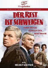DVD Cover zu Der Rest ist Schweigen