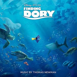 "Soundtrack ""Findet Dorie"""