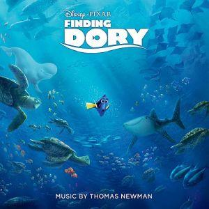 """Soundtrack """"Findet Dorie"""""""