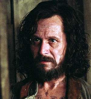 """Gary Oldman in """"Harry Potter und der Gefangene von Askaban"""""""
