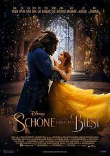Filmplakat zu Die Schöne und das Biest in Disney Digital 3D