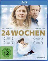 Blu-ray Cover zu 24 Wochen