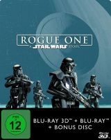 Blu-ray Cover zu Rogue One - A Star Wars Story: 2D & 3D SteelBook Edition