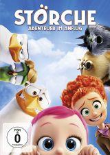 DVD Cover zu Störche - Abenteuer im Anflug