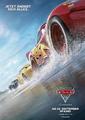 Cars 3 - Evolution (3D)