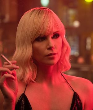 "Charlize Theron in ""Atomic Blonde"" (2017)"
