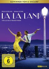 DVD Cover zu La La Land