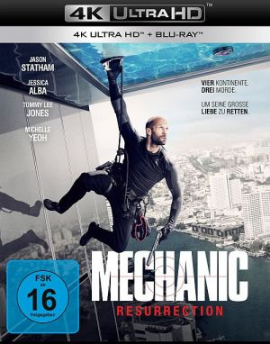 Mechanic: Resurrection (4K Ultra HD + Blu-ray)