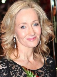 J.K. Rowling bei der Premiere von &quot;Harry Potter und die Heiligtmer des Todes - 1&quot;