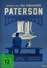 DVD Cover zu Paterson
