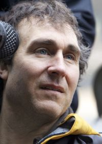 "Doug Liman am Set von ""Fair Game"""