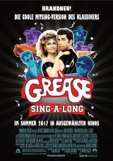 Filmplakat zu Grease Sing-A-Long