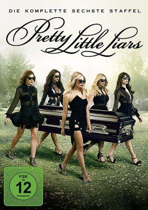 Pretty Little Liars Die Komplette Sechste Staffel Cast Crew