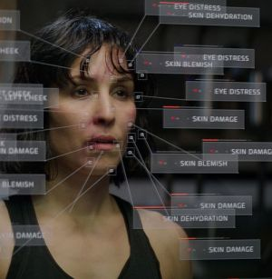 "Noomi Rapace in ""What Happened to Monday?"" (Seven Sisters, 2017)"
