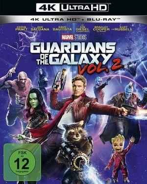 Guardians of the Galaxy Vol. 2 (4K Ultra HD + Blu-ray)