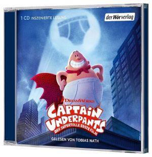 """Hörbuch zu """"Captain Underpants - Der supertolle erste Film"""""""