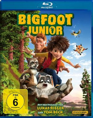 Bigfoot Junior (The Son of Bigfoot, 2017)