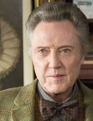 "Christopher Walken in ""Voll verkatert"" (Nine Lives, 2016)"
