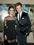 """Felicity Jones und Eddie Redmayne bei der Premiere von """"Die Entdeckung der Unendlichkeit"""" in New York"""