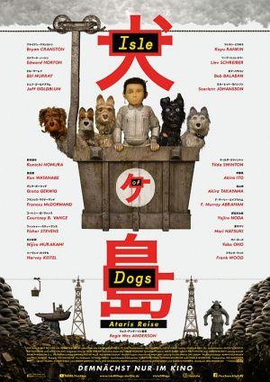 Isle of Dogs - Ataris Reise (2018)