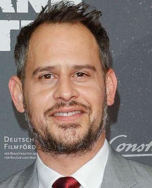 """Moritz Bleibtreu auf der """"Nur Gott kann mich richten""""-Premiere in Frankfurt"""