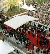 Roter Teppich beim Festival de Cannes
