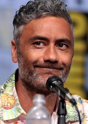 Taika Waititi 2017 auf der Comic-Con International in San Diego