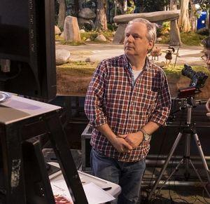 Nick Park hat seine ganze Karriere für Aardman Animations gearbeitet