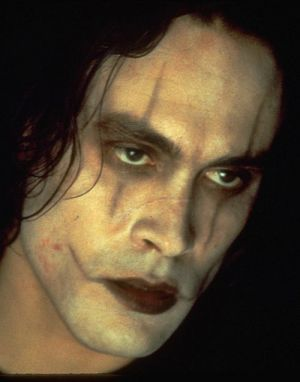 "Brandon Lee in ""The Crow - Die Krähe"""