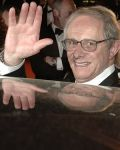 Ken Loach auf der Cannes-Premiere von: The Wind That Shakes the Barley