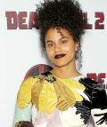 "Zazie Beetz bei der Premiere von ""Deadpool 2"" in New York"