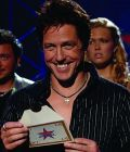 Hugh Grant in: American Dreamz - Alles nur Show