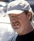 Ridley Scott am Set zu Black Hawk Down