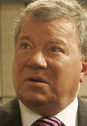"William Shatner in ""Boston Legal"""