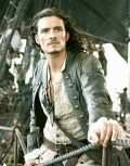 "Orlando Bloom in ""Fluch der Karibik"""