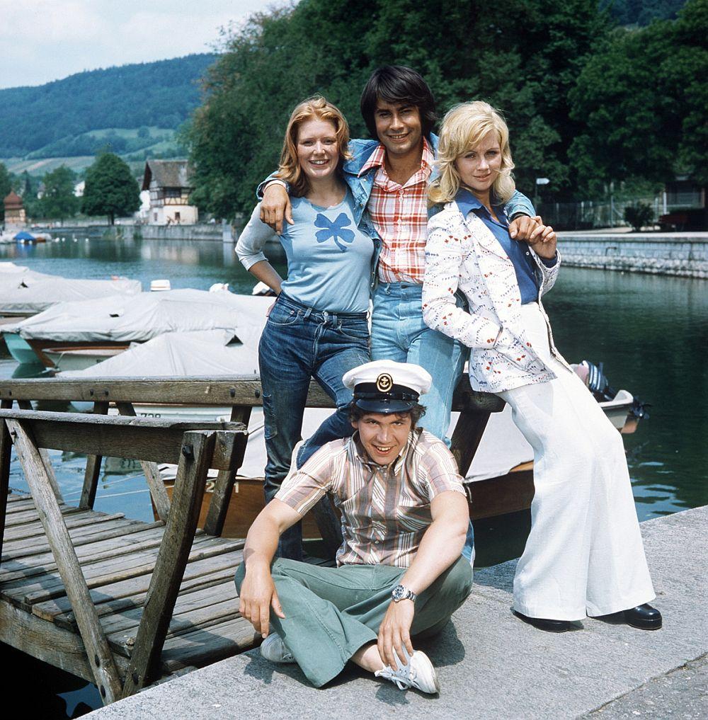 Alter Kahn Und Junge Liebe 1973 Stream