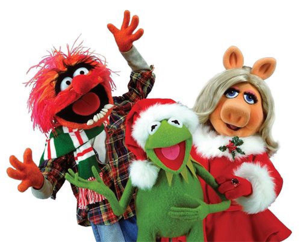 Weihnachten Muppets