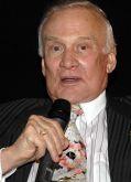 Buzz Aldrin in München