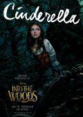 Into the Woods - Charakterposter zum Märchenfilm