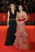 Diane Kruger und Shu Qi auf dem roten Teppich