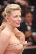 Cate Blanchett in Aprikot