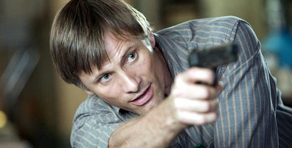 "Viggo Mortensen in ""A History of Violence"""