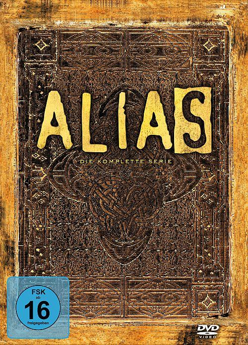 Alias Komplettbox Staffel 1 - 5 (Schuberversion)