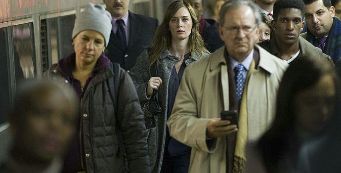 "Emily Blunt ist das ""Girl on the Train"""