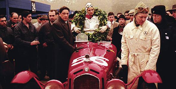 Enzo Ferrari - Die Geschichte einer Legende (quer)