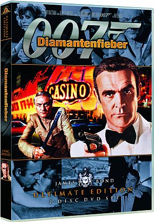 James Bond 007 - Diamantenfieber - Ultimate Edition