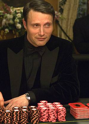 Der böse Bube im Spiel: Mads Mikkelsen in Casino Royale