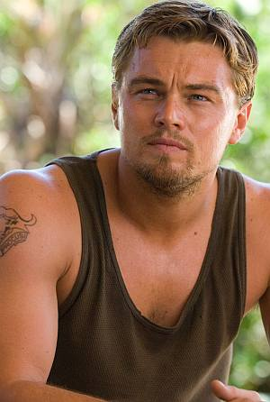 """Blood Diamond"": Leonardo DiCaprio in Afrika"