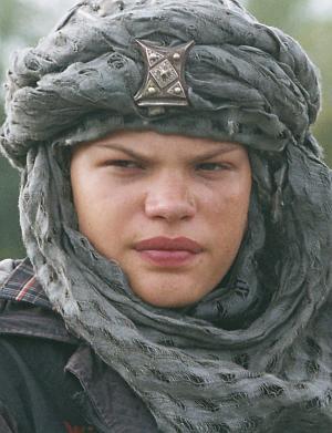Wilder Kerl Marlon (Wilson Gonzales Ochsenknecht) oder ein Tuareg?