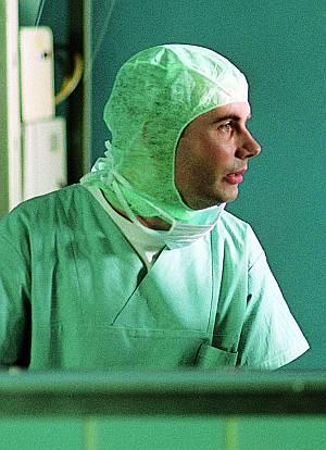Carsten Strauch übernahm sowohl eine Hauptrolle als auch jene des Regisseurs.